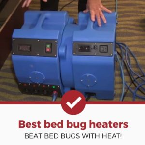best bed bug heaters