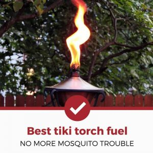 best tiki torch fuel