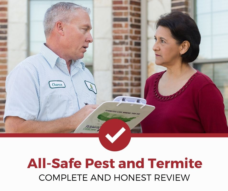 All Safe Pest and Termite Company Review