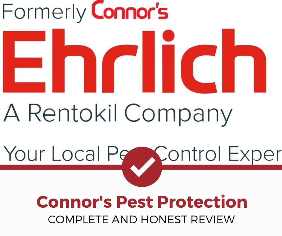 Connor's Pest Protection Company Review