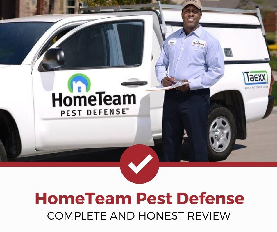 HomeTeam Pest Defense Company Review
