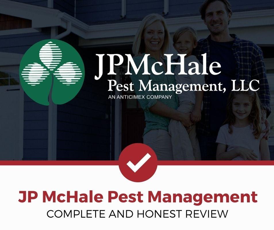 JP McHale Pest Management company Review