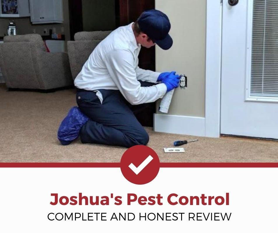 Joshua's Pest Control Company Review