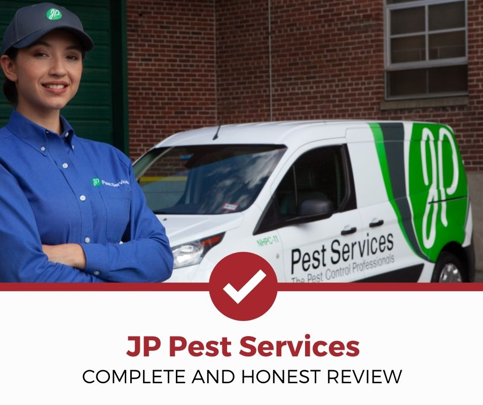 Jp Pest Service Company Review