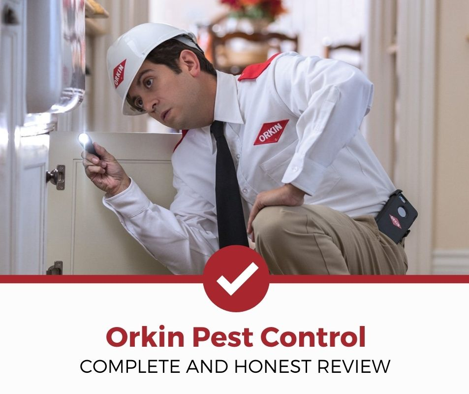Orkin Pest Control Company Review