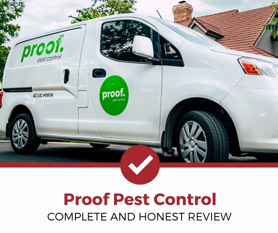 Proof Pest & Mosquito Control Company Review