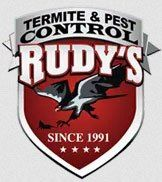 Rudy's Termite and Pest Control logo