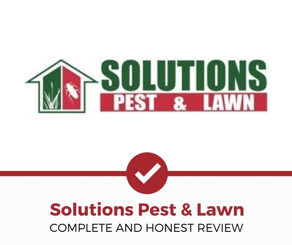 Solutions pest & Lawn Company Review