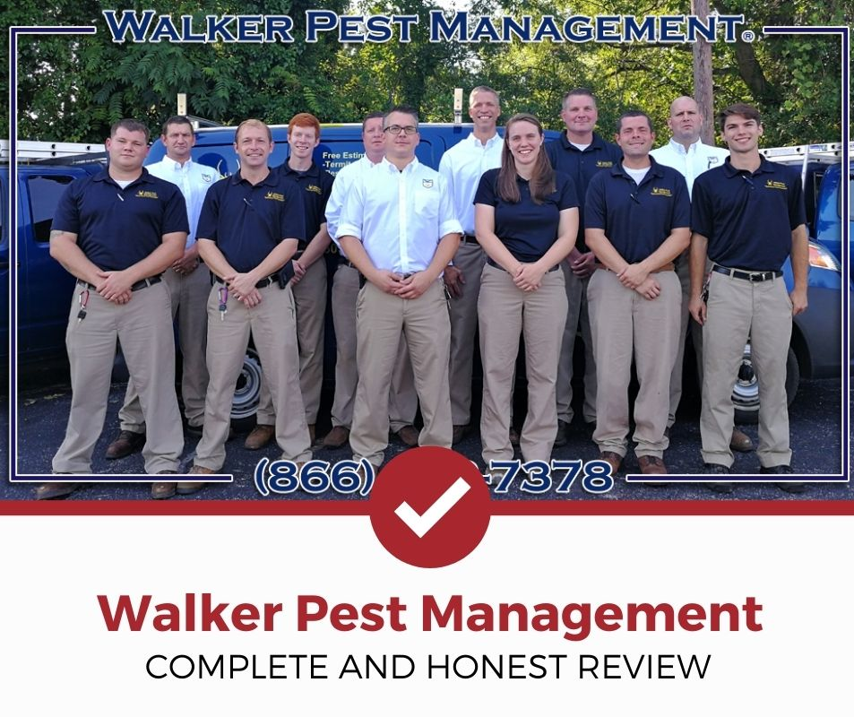 Walker Pest Management Company Review