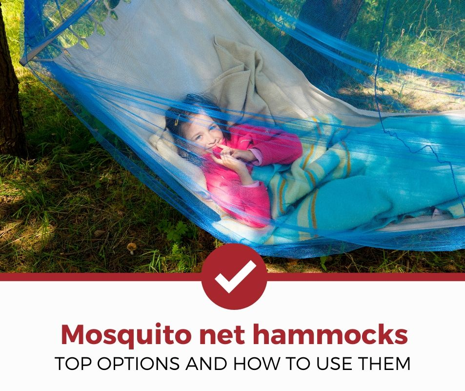best hammock with mosquito net review