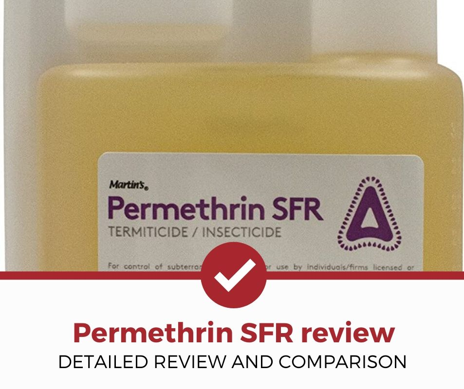 permethrin sfr review