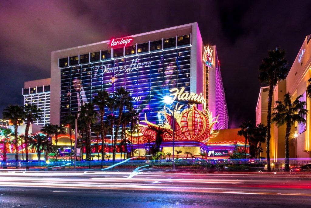 Flamingos hotel and casino