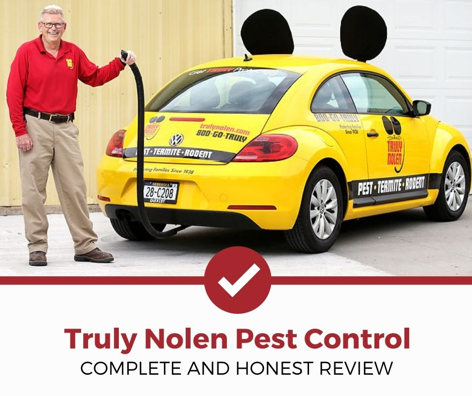 truly nolen Company Review